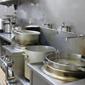 給食調理配膳業務